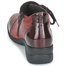 womens boots portland oregon ankle boots boots rieker finite bordeaux rieker shoes