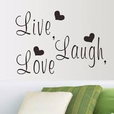 online get cheap love live laugh aliexpress com alibaba group creative home decor plane wall stickers english quote