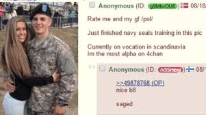 Army Girlfriend Memes - navy seal embarrassed after bragging about porn star girlfriend