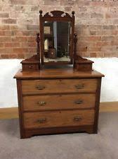 rustic antique dressing tables ebay