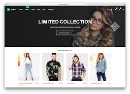 fashion e shop 40 awesome ecommerce themes 2018 colorlib