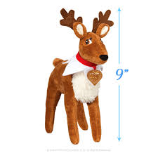 pets a reindeer tradition the on the shelf santa s