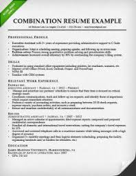 Resume Order Of Work Experience Resume Format Guide Chronological Functional U0026 Combo