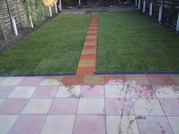 Patio Sealant Require Patio And Pathway Sealed With Wet Look Sealant Landscape