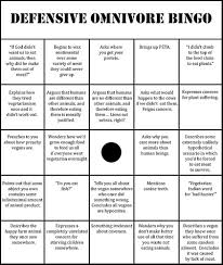 The Bingo Barn Bingo Cards Vegan Daemon