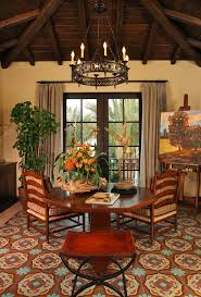 window treatments ideas dining room traditional with bay window