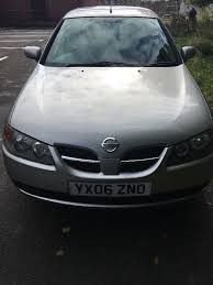 nissan almera gearbox oil type 2006 nissan almera se 5dr 9stamps in the service book long mot