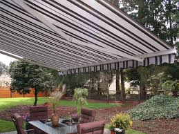 Motorized Awnings Reviews Our Work Awnings Gulf Coast Retractable Screens