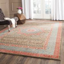 Decorating With Area Rugs On Hardwood Floors by Floor Exciting Seagrass Rugs Cream Rug With Cozy Pads For