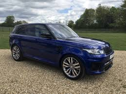 navy range rover range rover svr cars monarch enterprises