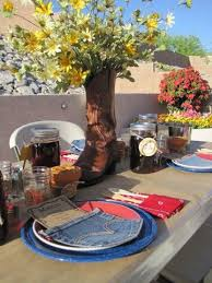 Western Style Centerpieces by 60 Best Graduation Party Country Theme Images On Pinterest