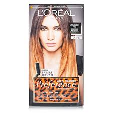 preference wild ombre on short hair amazon com l oreal preference wild ombres dip dye hair kit no 1