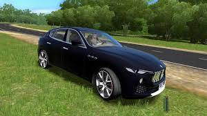 custom maserati sedan city car driving 1 5 3 maserati levante s 2017 with custom