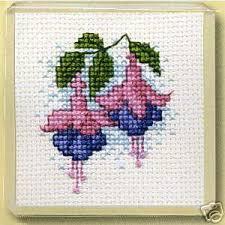 poppy flower cross stitch pattern x stitch flowers