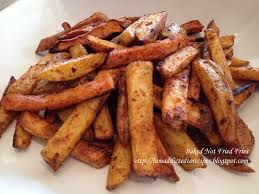 Home Fries by Addicted To Recipes Baked Not Fried French Fries
