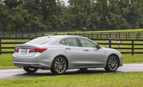 Acura Ilx Performance 2015 Acura Tlx Review Small Luxury Sedan With Power 22 Cars