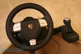 xbox 360 steering wheel fanatec porsche 911 turbo wheel for xbox 360 review