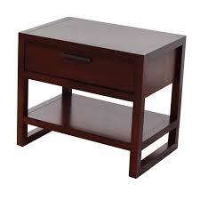 Discount Nightstand 88 Off Macy U0027s Macy U0027s Battery Park Night Stand Tables
