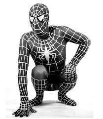 Childrens Spider Halloween Costume Suit Accessories Picture Detailed Picture Black