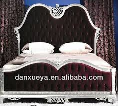 New Classical Antique Wooden Carving Malaysia Bedroom Furniture - King size bedroom set malaysia