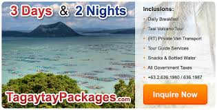 cheap hotels for 2 nights cheapest tagaytay hotel tour packages for