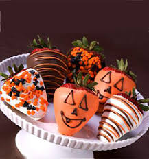 Chocolate Covered Spoons Wholesale Chocolate Covered Strawberries Decorated For Halloween