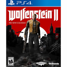 wolfenstein ii the new colossus playstation 4 best buy