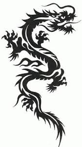 23 best japanese dragon tribal tattoo images on pinterest