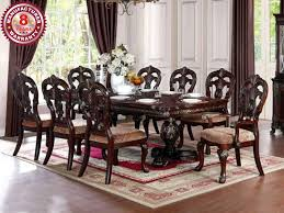 buy empire 8 seater dining table online in india nitraafurniture com