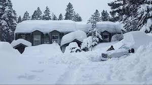 Worst Blizzard In History by The Heaviest Snowfall Records In The U S The Weather Channel