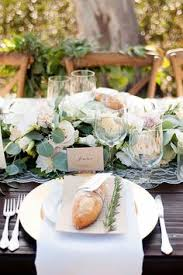 Elegant Backyard Wedding Reception by Farm Tables And Fruitwood Chiavari Chairs Rentals From Essential