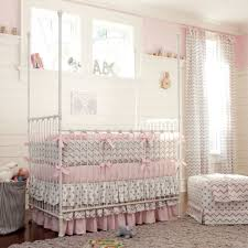Traditional Bedding Chevron Crib Bedding In Nursery Traditional With Grey Nursery Next