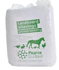 ecobed cardboard bedding 20kg rabbit bedding rabbit products