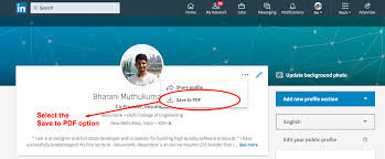 Online Resume Builder India by Convert Your Linkedin Profile To A Beautiful Resume