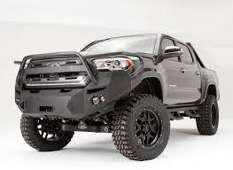toyota tacoma front bumper guard fab fours tt16 b3650 1 grille guard winch front bumper toyota