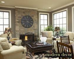 Small Family Room Ideas  Love The Clock Over The Fireplace - Pictures of small family rooms