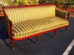 Sofas New York Duncan Phyfe American Federal Sofa New York City Chicora Antiques