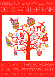 brockwell park winter fair this weekend brixton