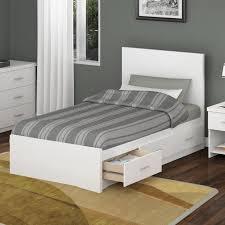 White Storage Bed Stylish Twin Platform Storage Bed U2014 Interior Exterior Homie