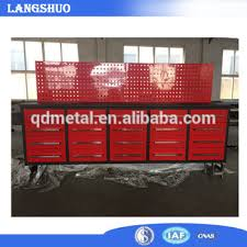 china storager garage work bench with 20 drawer sale buy work