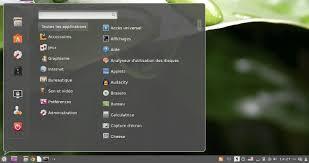 bureau linux cubuntu 15 10 linux