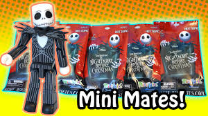 the nightmare before mini mates blind bags