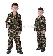Boys Military Halloween Costumes Cheap Army Costume Boys Aliexpress Alibaba Group