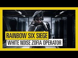 R6 Siege Operation White Noise Ela And Twitch Rainbow Six Siege White Noise Operators Release Date Map