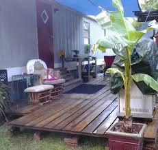 pallet deck furniture cost effective ideas wooden pallet furniture