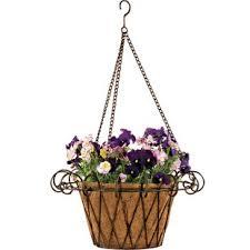 extra large hanging planters you u0027ll love wayfair