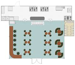 Free Restaurant Floor Plan Software Cafe And Restaurant Floor Plan Solution Conceptdraw Com