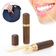 online buy wholesale wooden toothpicks box from china wooden