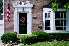 Curb Appeal Front Entrance - lovely imperfection 5 easy front entrance ideas lovely