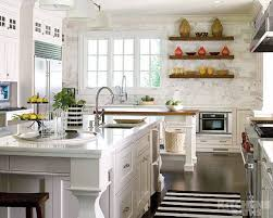 Black And White Stripped Rug The Lure Of Black And White Striped Interiors Empty Nest Remodelers